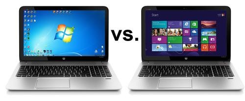 windows 7 ou windows 8